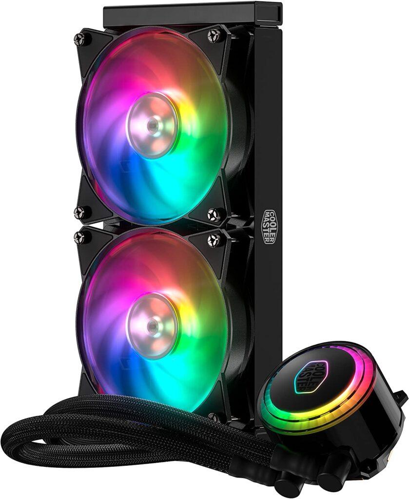 Cooler Master MasterLiquid ML240R RGB avis test